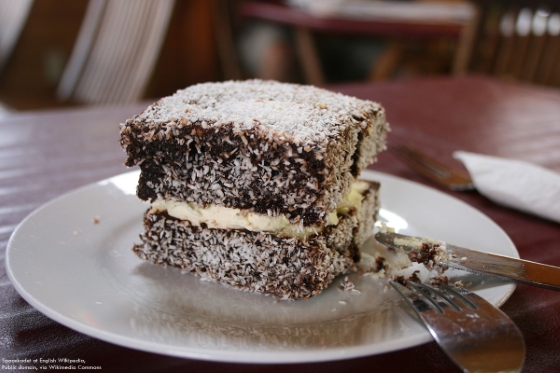 Lamingtons and Second Handers
